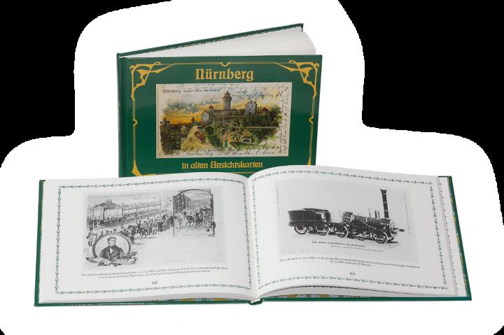 Nürnberg in alten Ansichtskarten