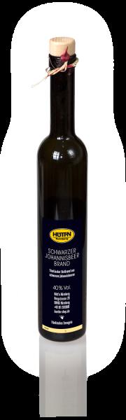 Schwarzer-Johannisbeerbrand